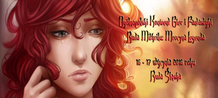 Ruda Mithrilu: Mroczna Legenda pod patronatem