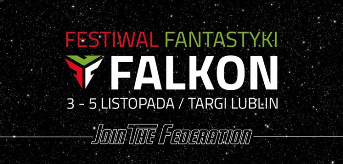 I've joined the federation – relacja z Falkonu 2017