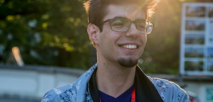 Wywiad z koordynatorem Aishiteru 2018 – Fabienem Sachą