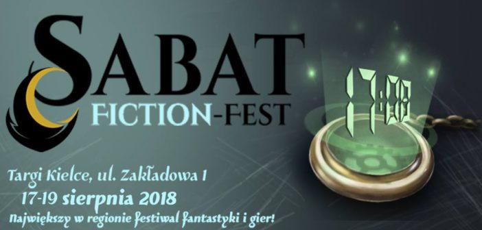 Sabat Fiction-Fest 2018 – pod patronatem
