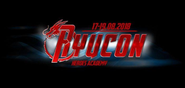 Znamy plan atrakcji Ryuconu 2018