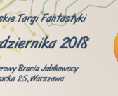 Warszawskie Targi Fantastyki – edycja jesienna