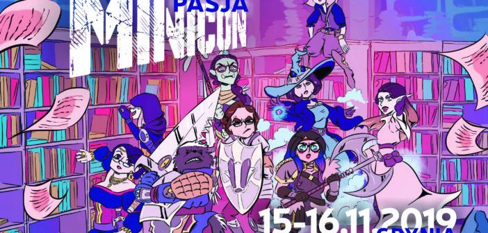 Pasja Minicon 2019 – zgłoszenia prelegentów