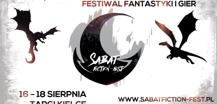 Sabat Fiction-Fest 2019 – pod patronatem