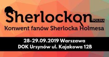 Sherlockon 2019 – program dostępny