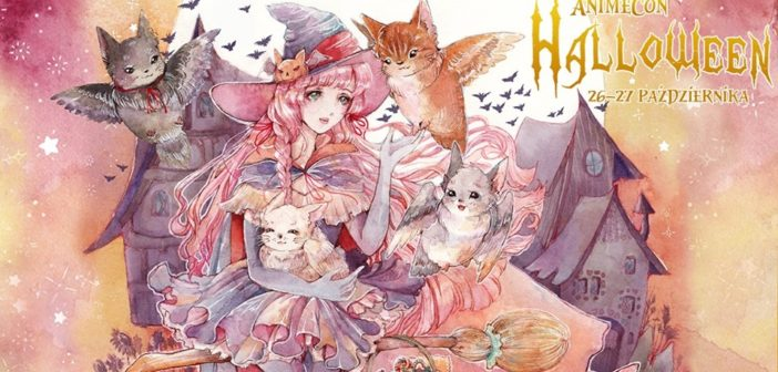AnimeCon Halloween 2019 pod patronatem!