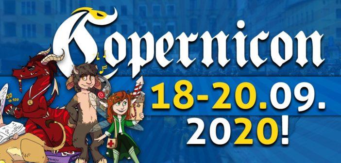 Copernicon 2020 – znamy datę