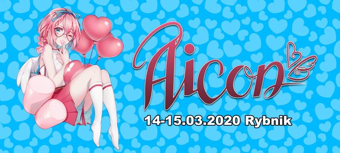 Regulamin konkursu o bilet wstępu na Aicon 2020 #2